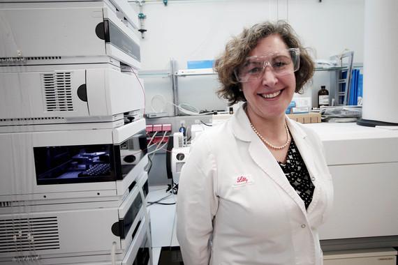 Marta Piñeiro diretora mundial de Open Innovation Drug Discove.