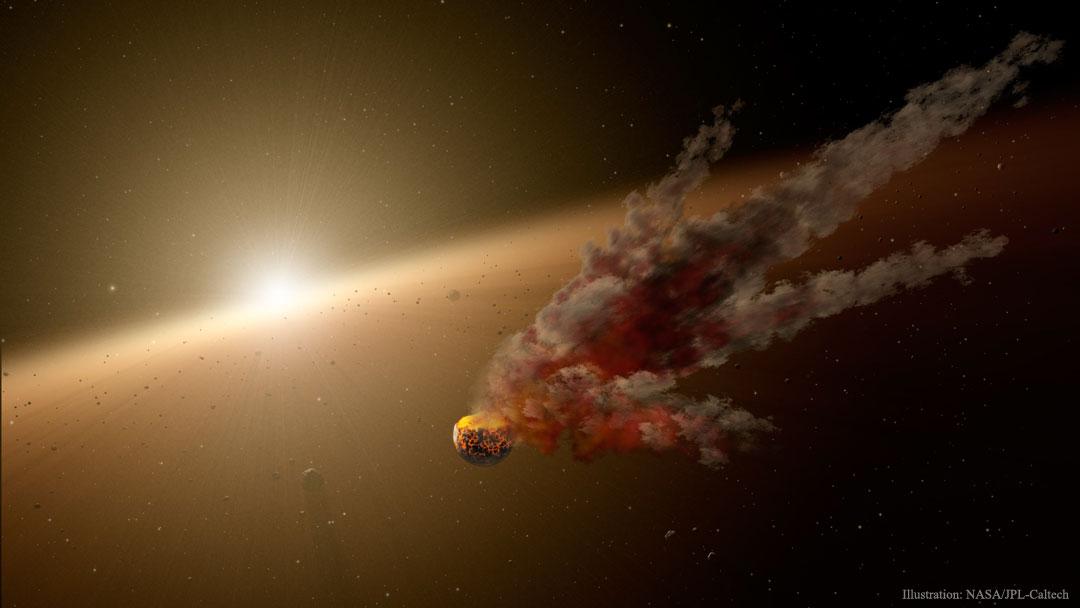 Créditos da ilustración: NASA, JPL-Caltech