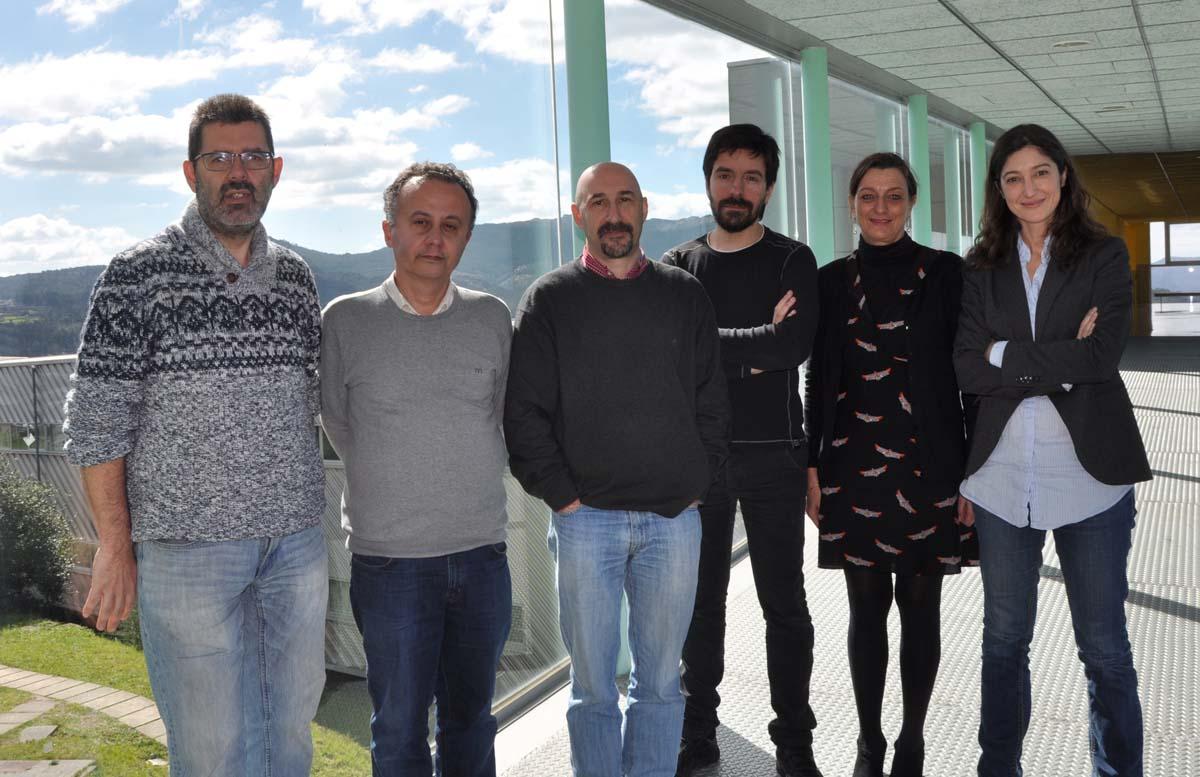 Manuel Ramos, Juan José Pazos, Alberto Gil, Martín López, Susana Reboreda e Silvia González representarán á Facultade de Historia no proxecto.