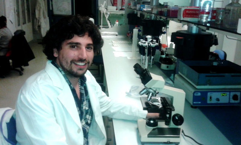 Gabriel Santos investiga co grupo BrainShark.