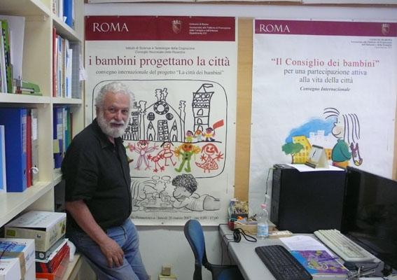 Francesco Tonucci.