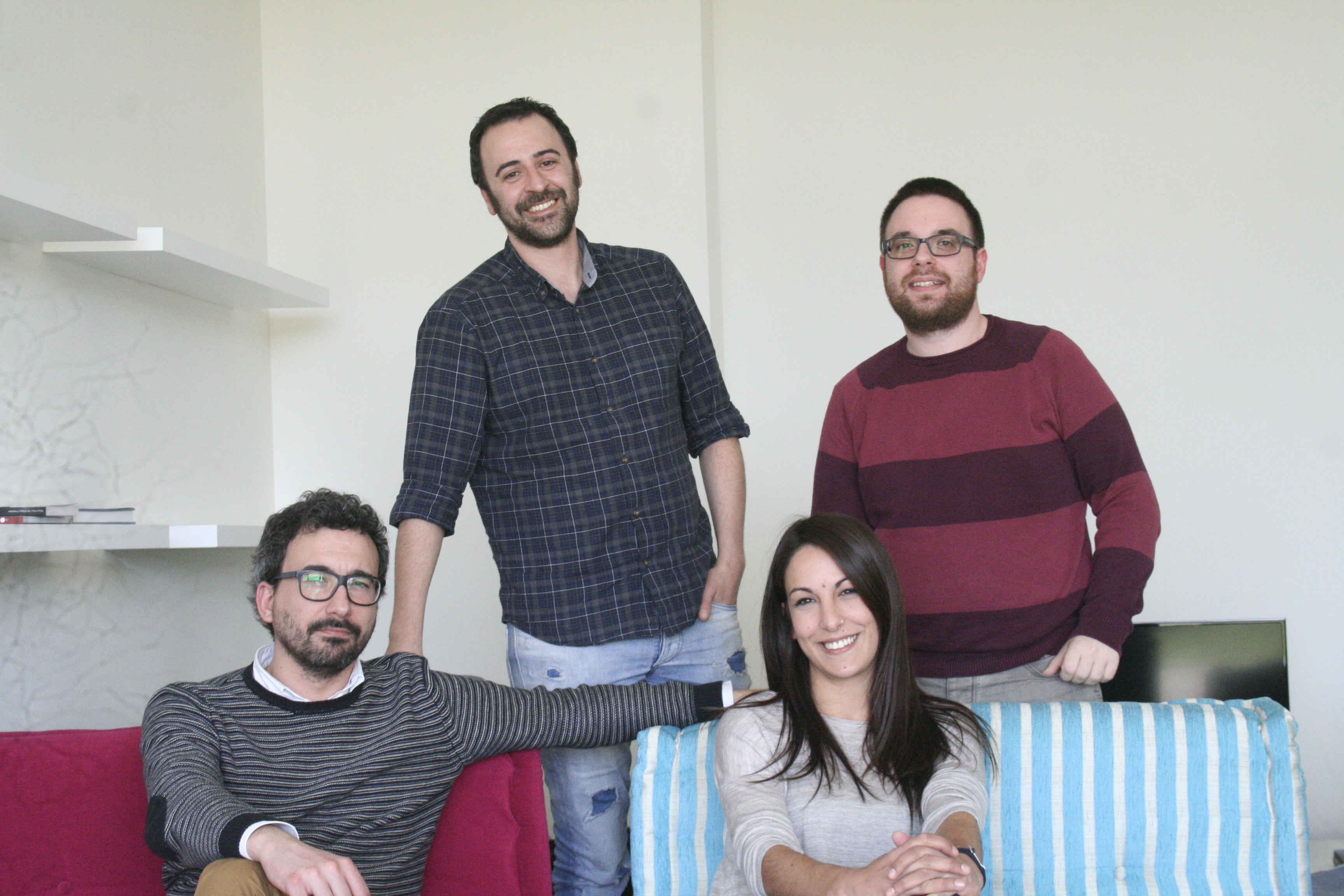 O equipo de Converfit.