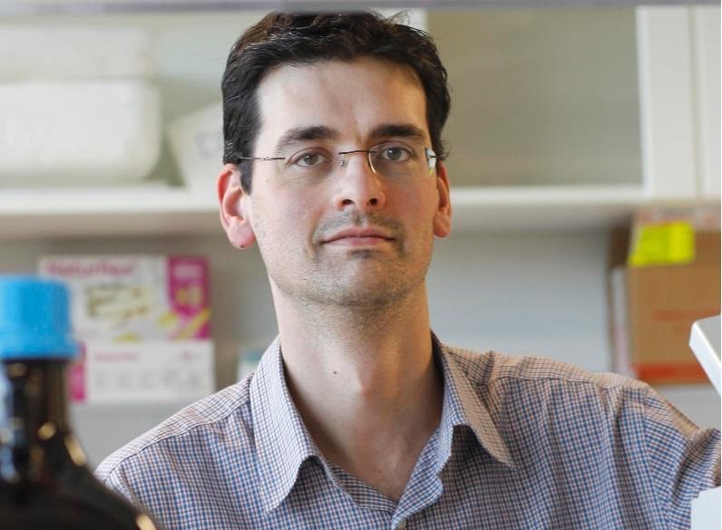 Rubén Nogueiras, do CIMUS de Santiago.