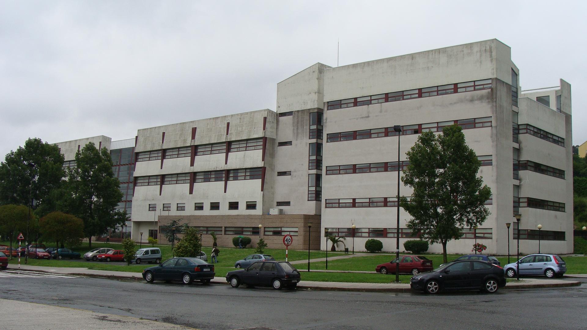 Facultade de Informática da Coruña. Wikipedia.