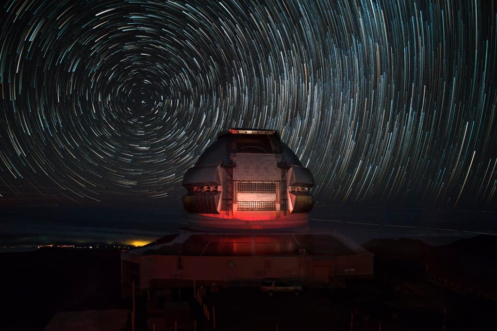 Créditos da imaxe e copyright: Joy Pollard (Observatorio Gemini)
