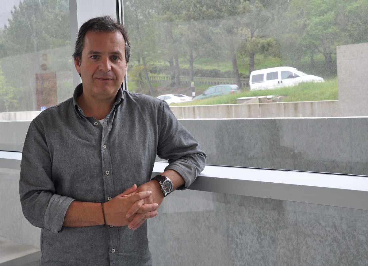 David Posada, catedrático da Universidade de Vigo.