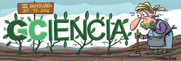 GCIENCIA - III Aniversario