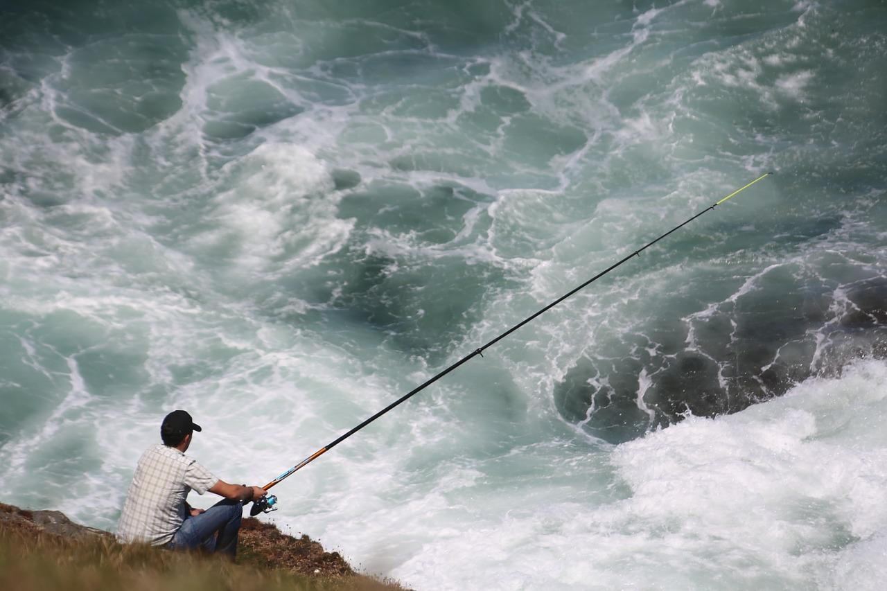 pesca recreativa mar