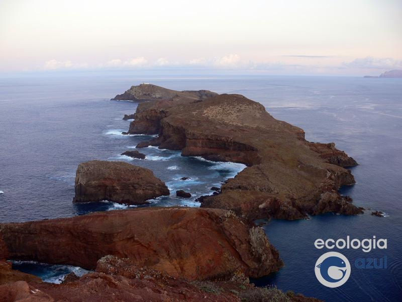 Reserva natural de Ponta de São Lourenço. Foto: G. Mucientes.