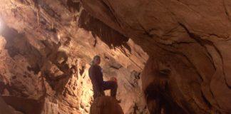 Cuevas graníticas en O Courel.