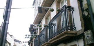 El dispositivo del proyecto MossClone, instalado en balcones