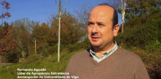 Fernando Aguado, director do Grupo Aeroespacial da Universidade de Vigo.