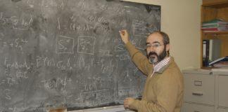 O profesor dla Universidade de Santiago de Compostela Nestor Armesto.