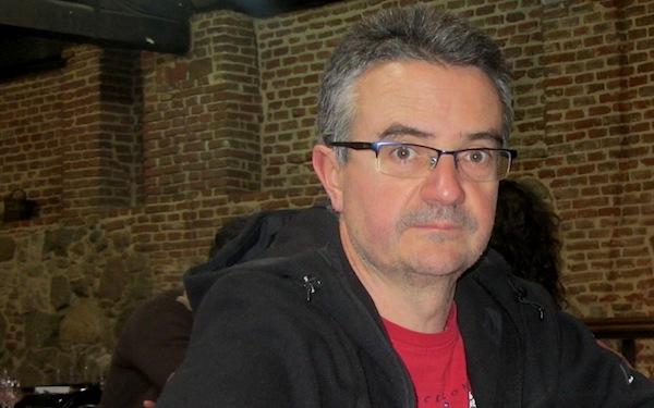 Anxo Sánchez, profesor del Departamento de Matermáticas de la Universidad Carlos III de Madrid