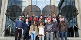 Científicos participantes no encontro en Ourense. Foto: DUVI.