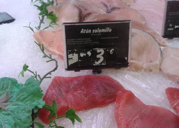 Atun nun mercado galego