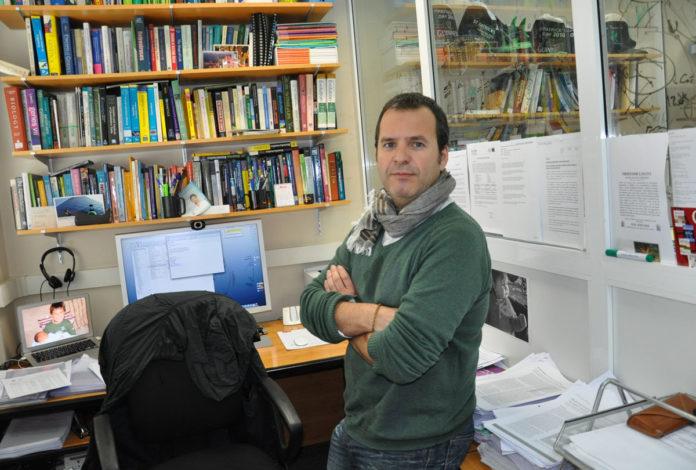 David Posada, investigador de la Universidade de Vigo.