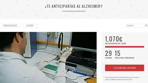 campaña diagnose alzheimer