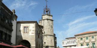 Betanzos iglesia