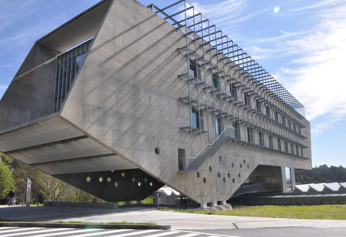 Centro de Investigación Tecnolóxico e Industrial de Vigo. Foto: DUVI.