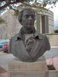 Monumento a Balmis en Alicante