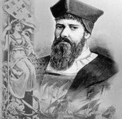 Xoán de Novoa.