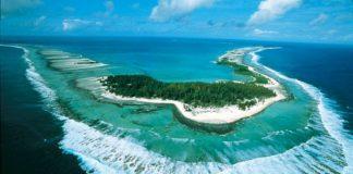 Illas dos Cargados Carallos, descobertas por Novoa.