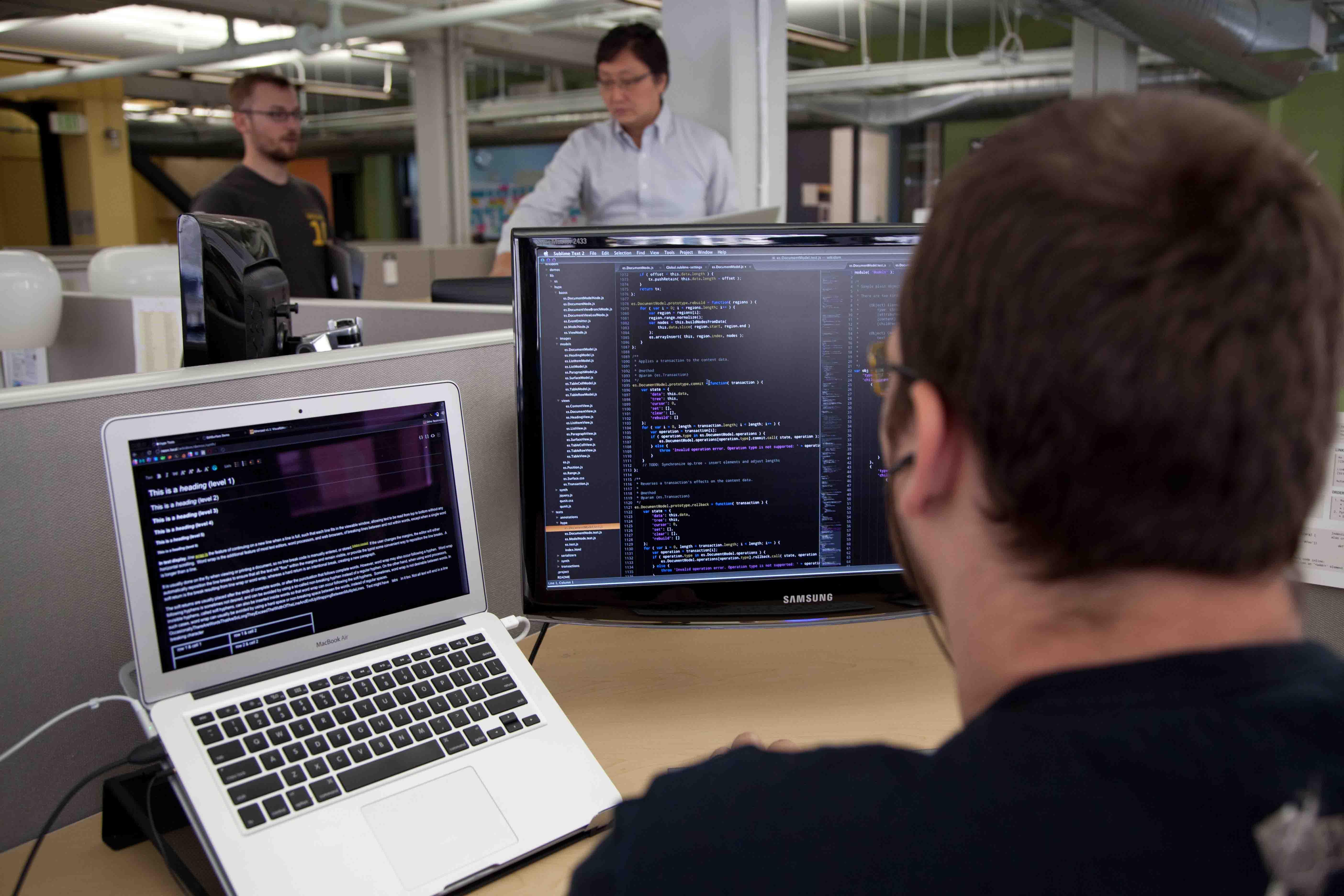 Enxeñería Informática é unha carreira con pleno emprego.