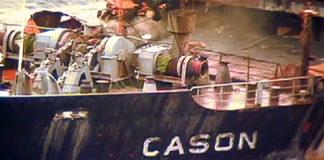 Catástrofe del Casón en Fisterra