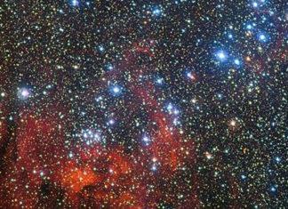 cúmulo estelar NGC 3590