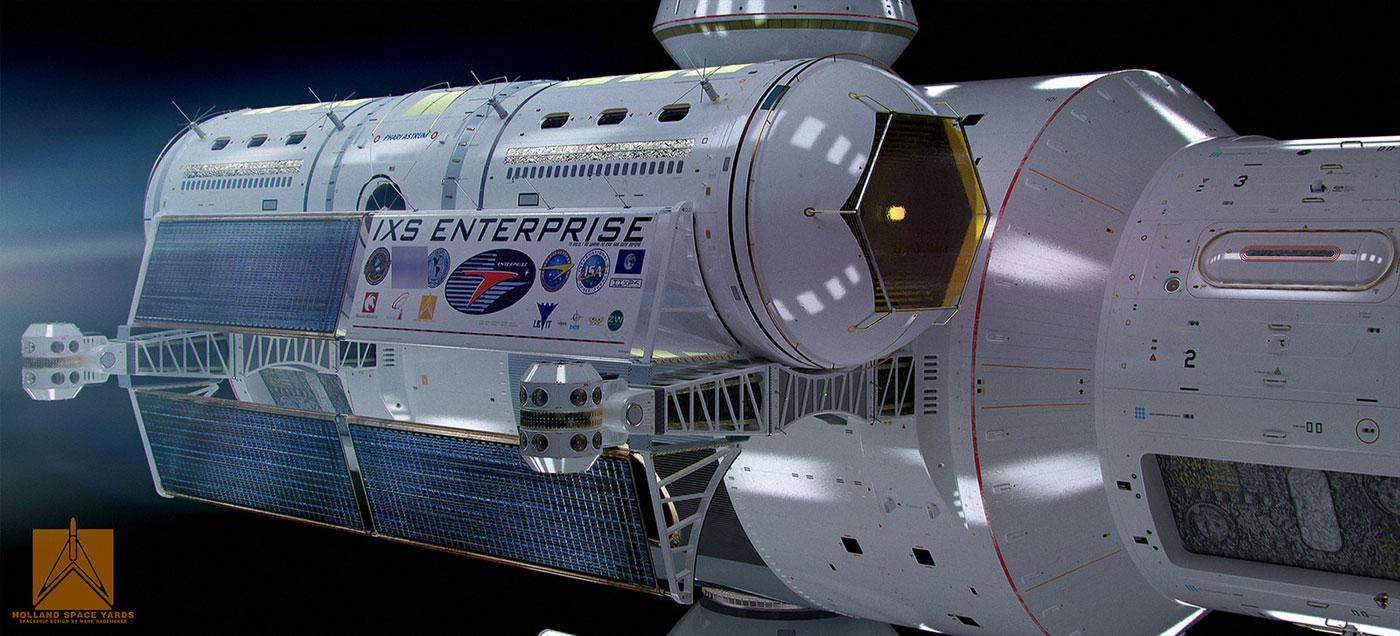 IXS Enterprise