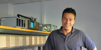 Marcos Curty, profesor da Universidade de Vigo