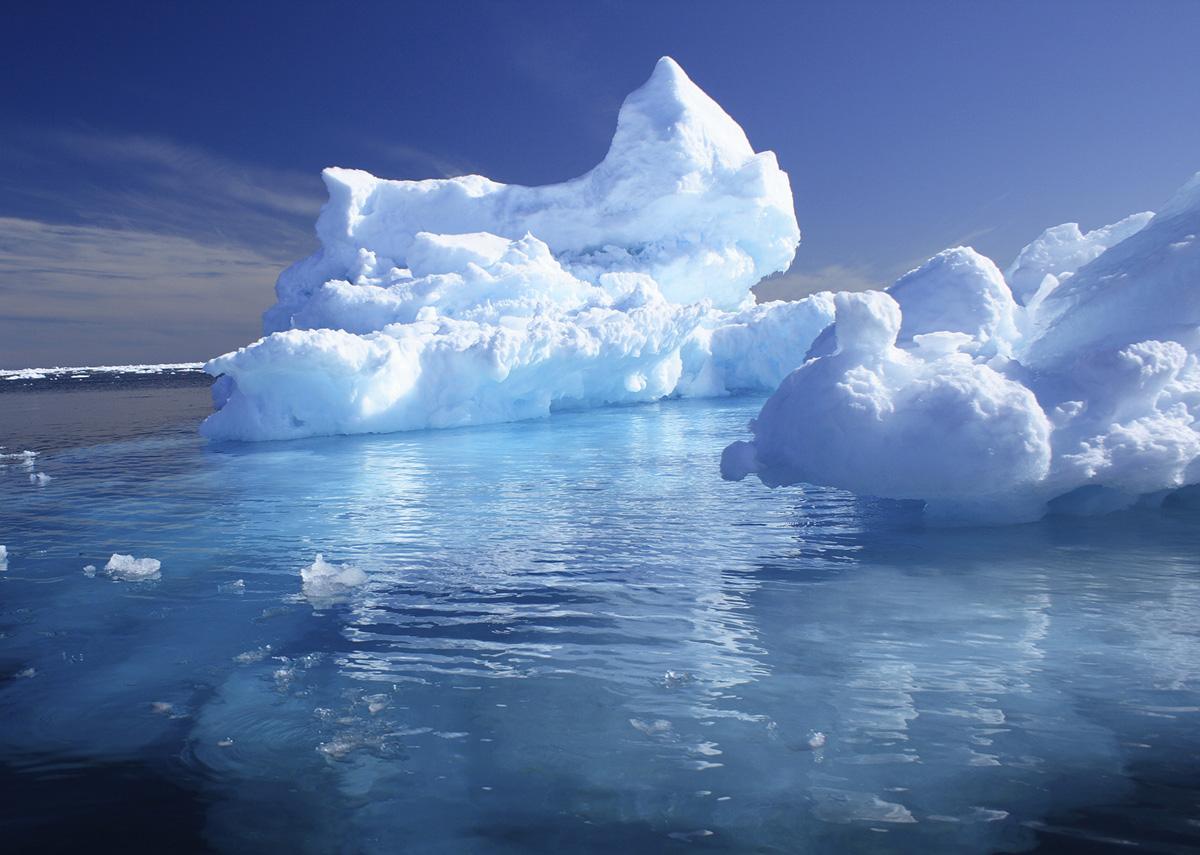 Os icebergs estaban presentes na costa galega hai 60.000 anos.