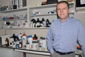 Castor Guisande, investigador da Universidade de Vigo.