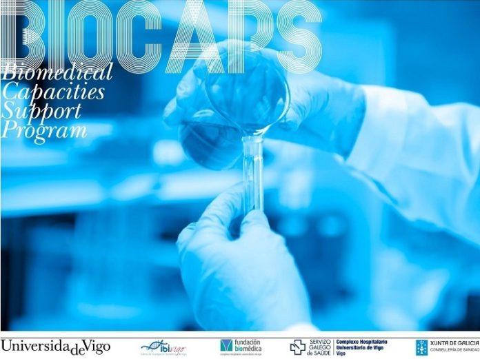 Biocaps celebra en Vigo un seminario sobre cancro de pulmón.