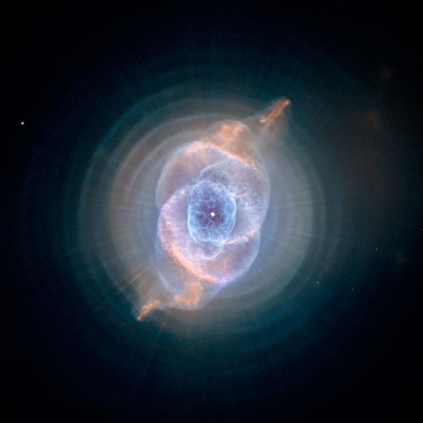 Nebulosa Ollo de Gato