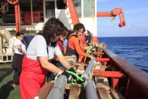 Campa–ña de Intercalibració—n de la expediciónen 2010. / J Costa
