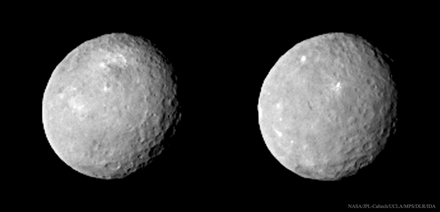 Asteroide Ceres