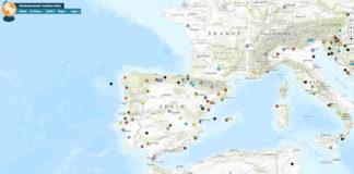 Galicia no Atlas Global de Xustiza Ambiental