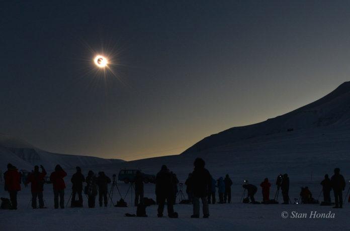 Eclipse de equinoccio setentrional