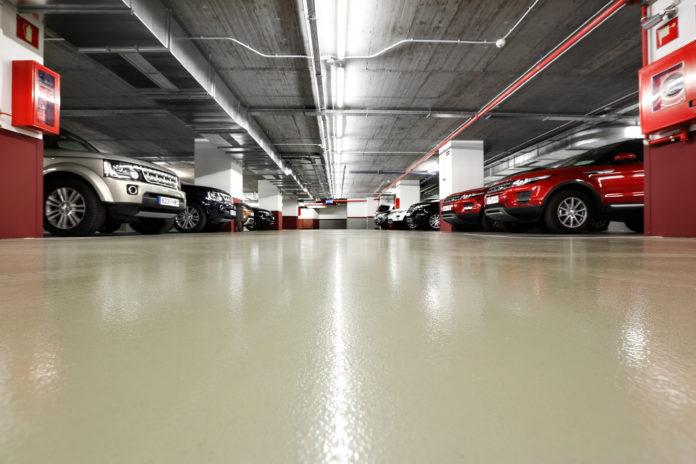 suelo parking