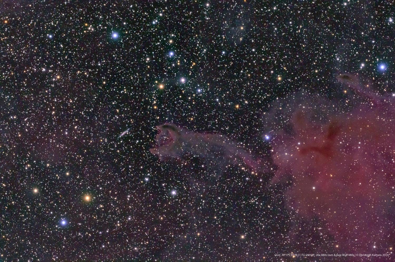 Glóbulo cometario CG4