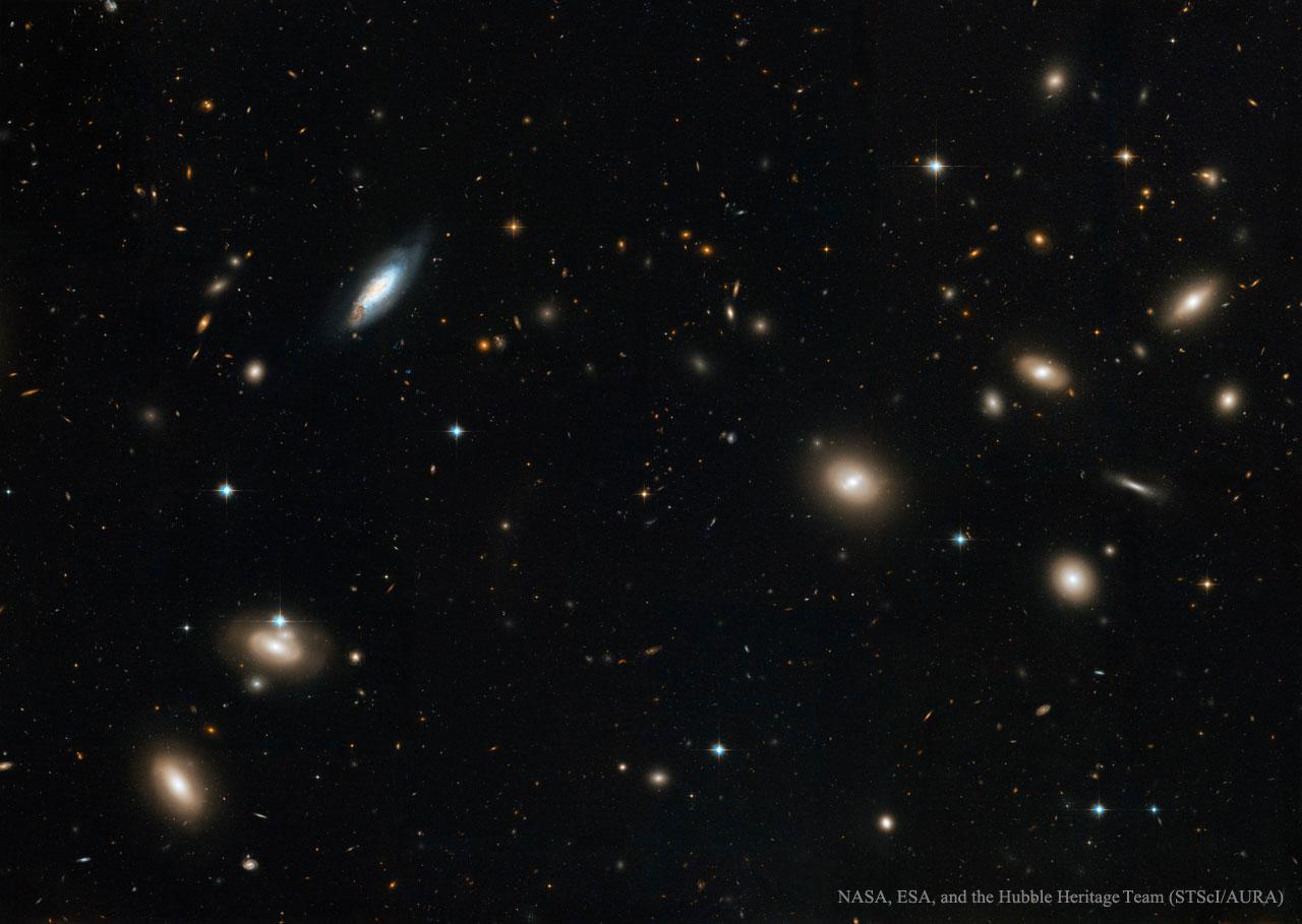 Cúmulo galáctico Coma
