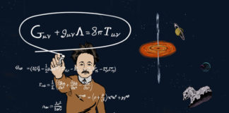 O tempo non pasa por Albert Einstein.