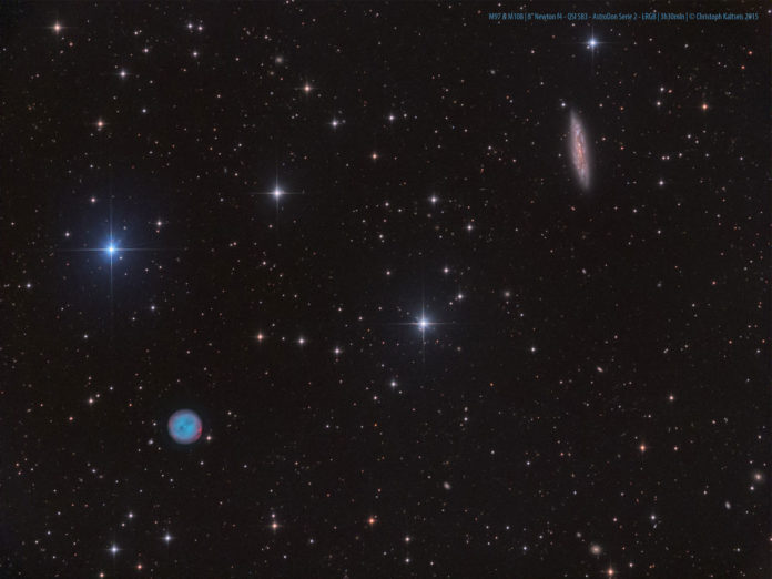 O moucho maila galaxia