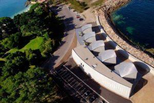 A Estación de Ciencias Mariñas de Toralla, da UVigo.