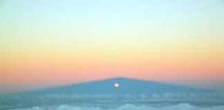 Mencer lunar no Mauna Kea