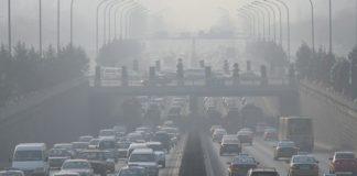 A contaminación do tráfico afecta á aprendizaxe dos escolares.