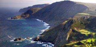 A serra da Capelada unha das áreas galegas con vexetación adaptada a metais pesados.