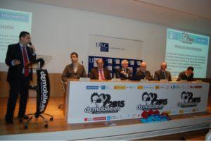 Presentación de D3Mobile en Santiago.